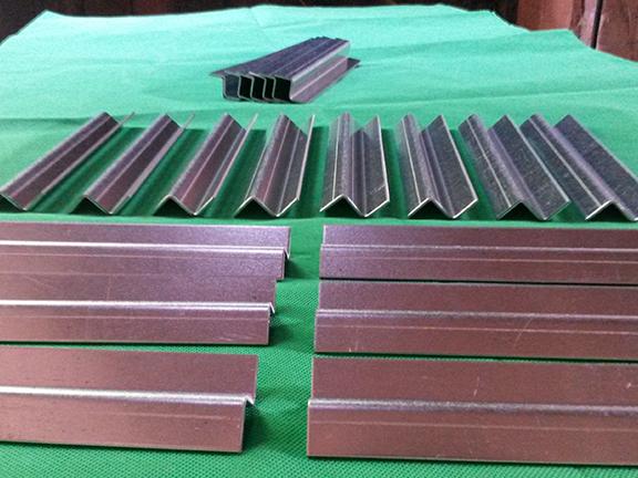Zetwerkprofiel-Sendzimir-verzinkte-ladegeleiders